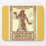 Vintage Egypt Travel Mousepad