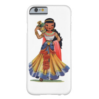 Vintage Egyptian Doll Barely There iPhone 6 Case