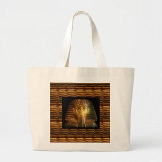 VINTAGE Egyptian Idols Art PYRAMIDS of ANCIENT Bags