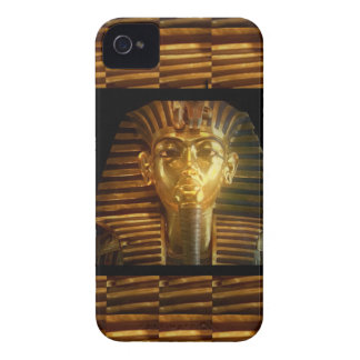 VINTAGE Egyptian Idols Art : PYRAMIDS of ANCIENT iPhone 4 Cover