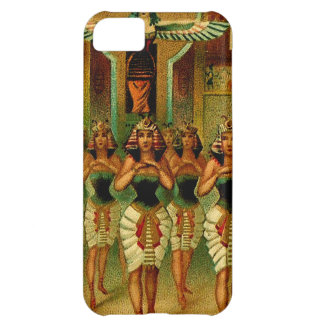 Vintage Egyptian Painting iPhone 5C Case