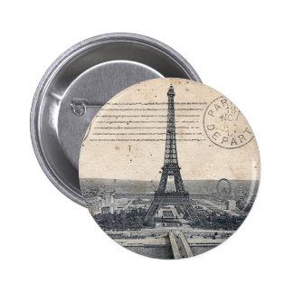 Vintage Eiffel Tower Pins