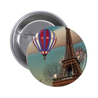 Vintage Eiffel Tower Pin