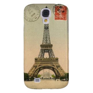 Vintage Eiffel Tower Galaxy S4 Case