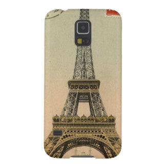 Vintage Eiffel Tower Galaxy S5 Case