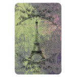 Vintage Eiffel Tower Flexible Magnet