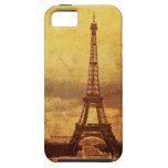 Vintage Eiffel Tower i Phone case Case For The iPhone 5