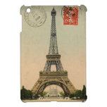 Vintage Eiffel Tower iPad Mini Cases