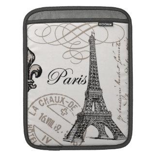 Vintage Eiffel Tower...ipad sleeve