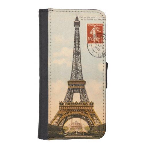 Vintage Eiffel Tower iPhone 6 Case