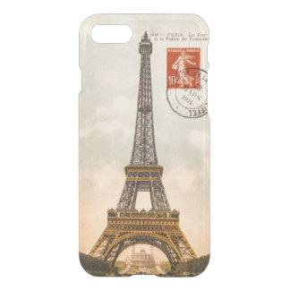 Vintage Eiffel Tower iPhone 7 Case