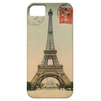 Vintage Eiffel Tower iPhone SE/5/5s Case