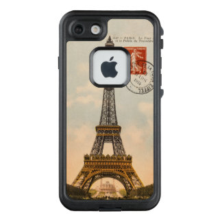 Vintage Eiffel Tower LifeProof FRĒ® iPhone 7