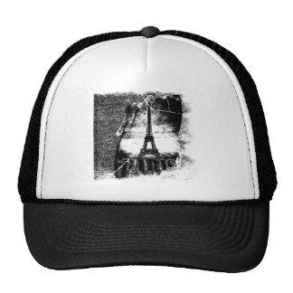 Vintage Eiffel Tower Paris #1 - Hat