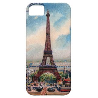 Vintage Eiffel Tower  Paris France photo -iPhone 5 iPhone 5 Cover