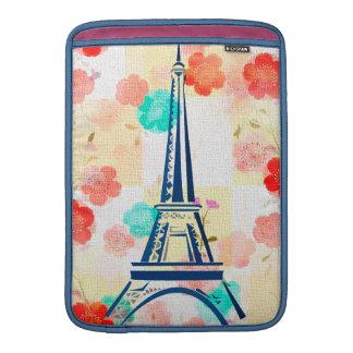 Vintage Eiffel Tower-Paris MacBook Air Sleeve