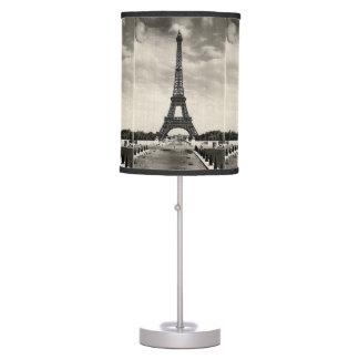 Vintage Eiffel Tower Paris Table Lamps