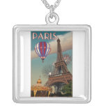 Vintage Eiffel Tower Pendants