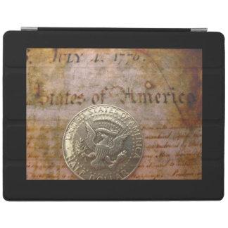 vintage el 4 de julio cover de iPad