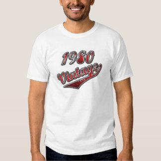 Vintage el an o 80 camisas