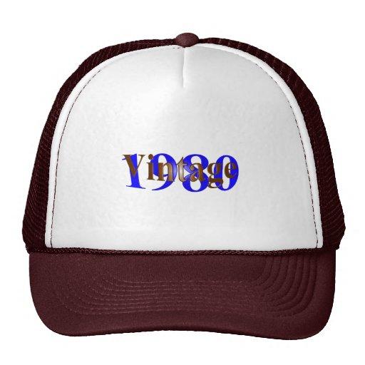 Vintage el an o 80 gorro de camionero