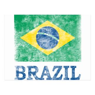 Vintage el Brasil Postales