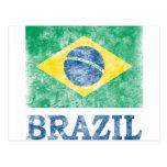Vintage el Brasil Tarjetas Postales