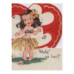 Vintage: El día de San Valentín - Tarjetas Postales