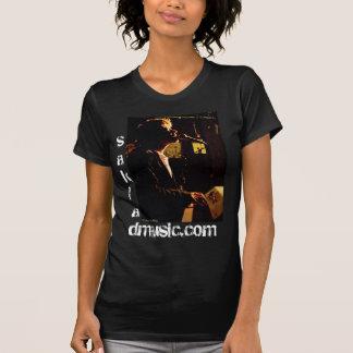 Vintage El Pianist silhouette T-shirts