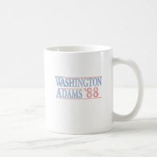 Vintage Election Campaign Distressed Coffee Mug