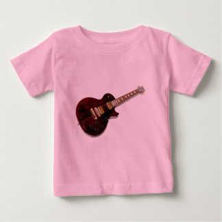 Vintage Electric Guitar Baby T-Shirt