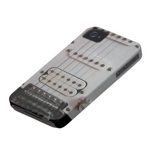 Vintage Electric Guitar Case-Mate iPhone 4 Case