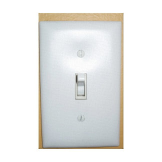"""""""Vintage Electric"""" Light Switch Wall Art"""