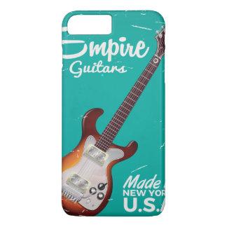 Vintage electronic guitar commercial iPhone 8 plus/7 plus case