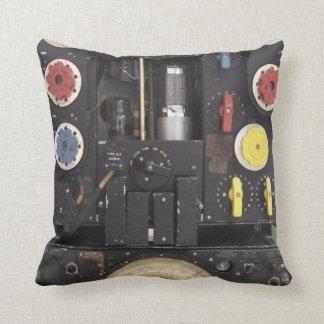 Vintage Electronics/Scientific Instruments Pillow