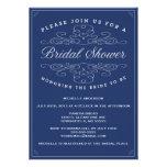 Vintage Elegance | Bridal Shower Invitation