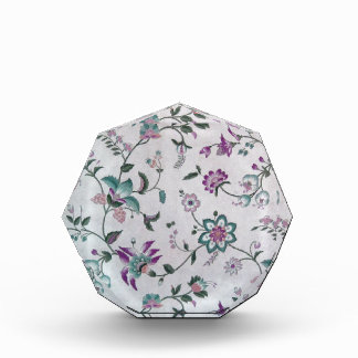Vintage Elegant Floral Pattern Awards