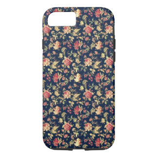 Vintage Elegant Floral Rose iPhone 7 case