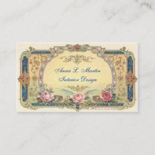 Vintage Business Cards Zazzle