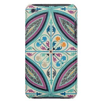 Vintage Elegant Moyen Age Medieval Graphic Design iPod Touch Case-Mate Case
