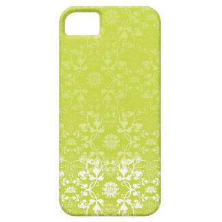 Vintage Elegant Stylish Chic Damask Lace Floral iPhone 5 Cases