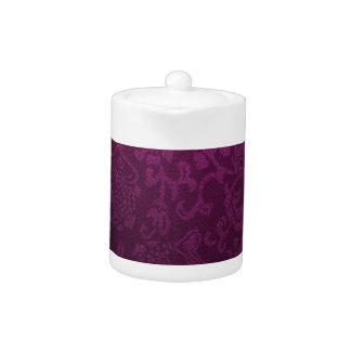 vintage elegant  velvet lavender victorian pattern