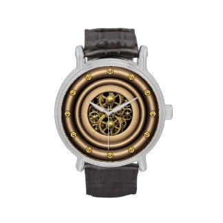 Vintage elegante Steampunk #2A Reloj