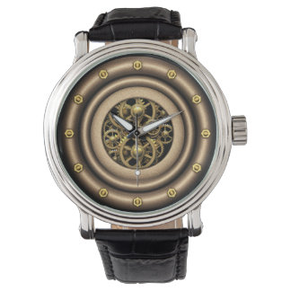 Vintage elegante Steampunk #2A Relojes De Pulsera