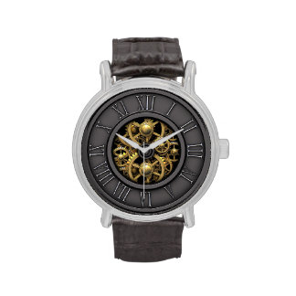 Vintage elegante Steampunk #5A Relojes De Mano