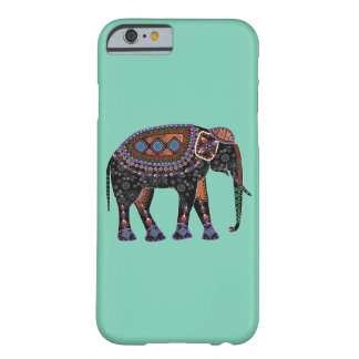Vintage Elephant Barely There iPhone 6 Case