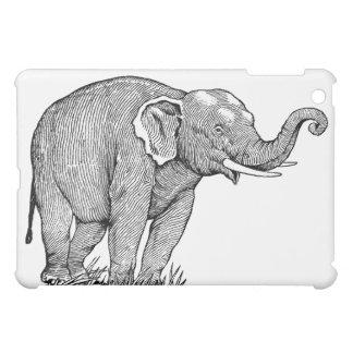 Vintage Elephant Case For The iPad Mini