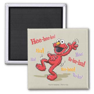 Vintage Elmo Hee-hee! Magnet