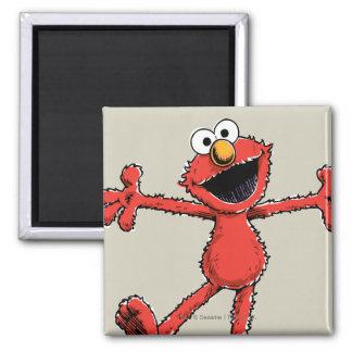 Vintage Elmo Magnet