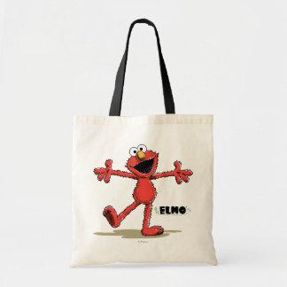 Vintage Elmo Tote Bag